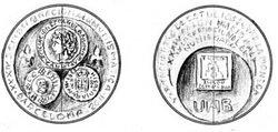 """XXXIV Semana Nacional de Numismática """"ANE 2011"""""""