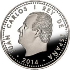 ¡Confirmado por la FNMT: No habrá más monedas con el busto del Rey Juan Carlos I!