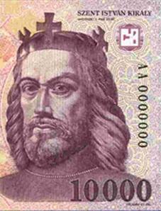 Hungría comienza a reemplazar todos los billetes hasta 2018
