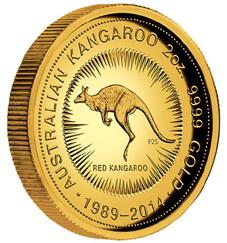 Perth Mint se convierte en el segundo productor mundial de bullion y lingotes de oro