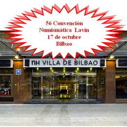 Edición 56 de la Convención Numismática y Feria de Coleccionismo en Bilbao