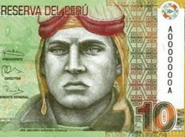 Nuevo billete de 10 soles cambia a verde