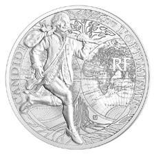 """Candide"" o ""El Optimista"" de Voltaire en 10 euros plata"