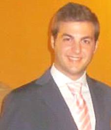 Alberto Barea Gallardo, de Sevilla, ganador del sorteo, es coleccionista notafílico