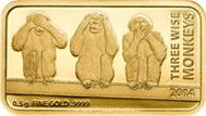 Tanzania y el proverbio de los tres monos sabios