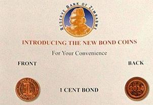 """Zimbawe introducirá los """"Bod Coins"""" en 2015"""