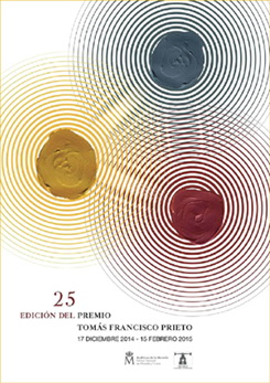 """Exposición """"25 edición del Premio Tomás Francisco Prieto"""""""