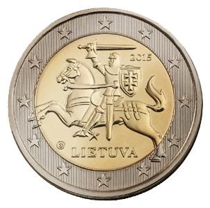 Lituania estrena euros
