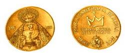 La Hermandad de los Panaderos de Sevilla ya tiene medalla conmemorativa