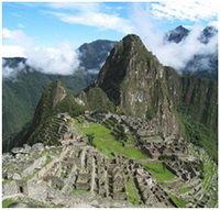 El Machu Picchu en una moneda conmemorativa de Perú