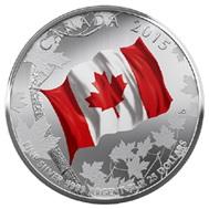 La bandera de Canadá cumple 50 años