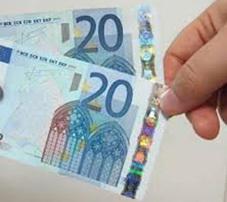 El nuevo billete de 20 euros se presentará el 24 de febrero