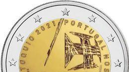 Portugal cancela la emisión de su moneda conmemorativa de 2€