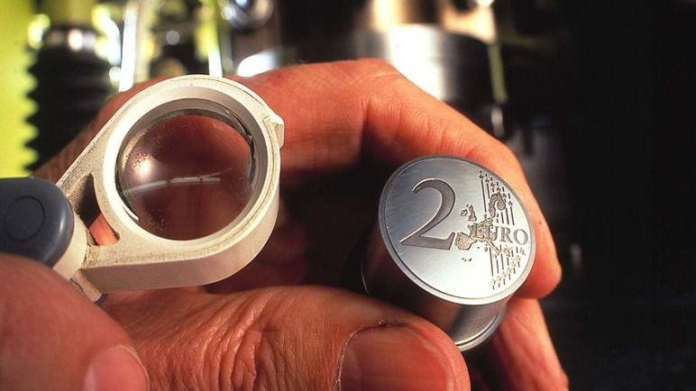 Se frena la fabricación de billetes y monedas por el coronavirus 10958_Eurofabricaciomn