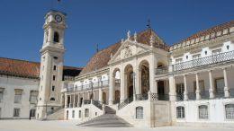 Moneda conmemorativa de Portugal 2020: La Universidad de Coímbra sustituye como tema a los Juegos Olímpicos