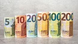 El euro: Billetes