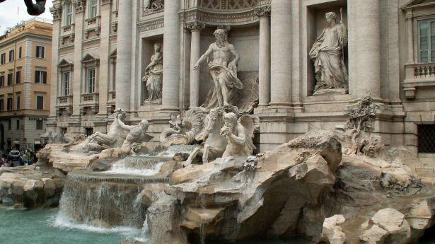 ¿Cuántas monedas se han dejado de arrojar a la Fontana di Trevi durante la pandemia?