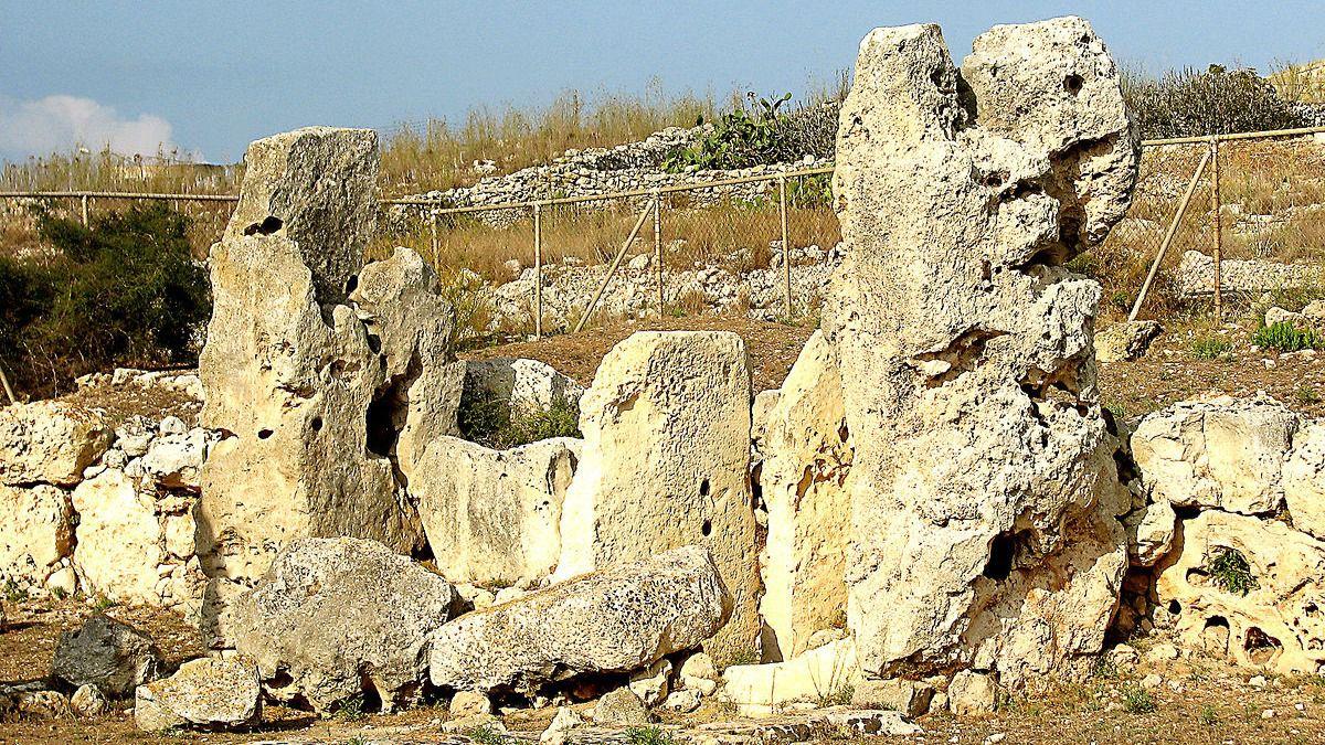 Así será la moneda conmemorativa de Malta para este 2020: Templo Skorba