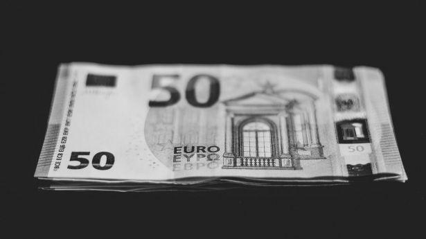El euro: Billetes deteriorados