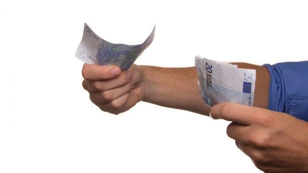 El contagio de Covid-19 mediante el dinero en efectivo