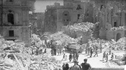 Malta conmemora el 75 aniversario del fin de la Segunda Guerra Mundial
