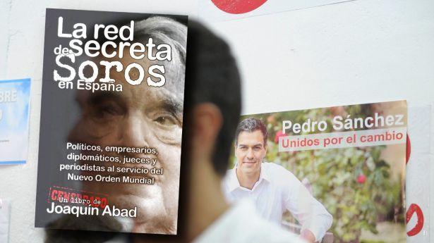 Libros: Joaquín Abad desentraña el Nuevo Orden Mundial de Soros