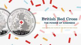 Reino Unido se suma al aniversario de Cruz Roja con una moneda