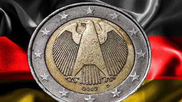 El euro: 2€ (Alemania)