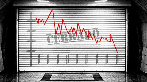 Las retiradas de efectivo así como las compras con tarjeta se hundieron un 17% la pasada semana