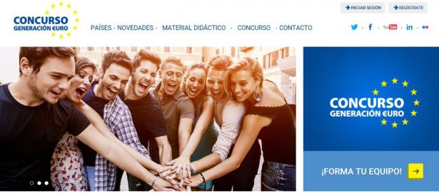 Generación €uro se consolida con una participación de 1.830 estudiantes