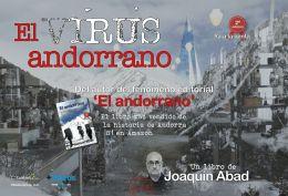 Esta semana recomendamos: 'El virus andorrano', de Joaquín Abad