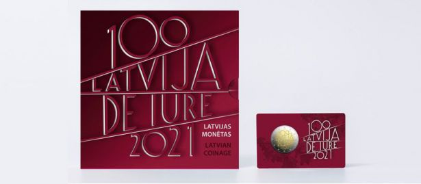 La moneda conmemorativa de 2 euros de Letonia se retrasa
