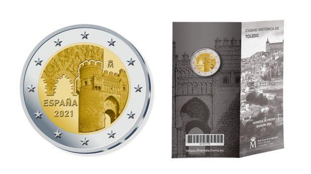 España: Nueva emisión de monedas conmemorativas para el 6 de abril