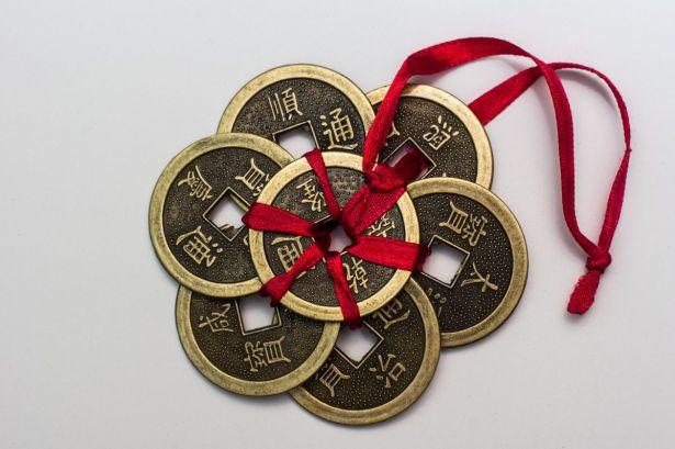 Las monedas de la diosa Fortuna