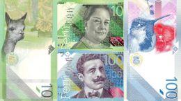 El Banco Central de Reserva del Perú pone en circulación sus nuevos billetes