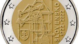 Ya conocemos el diseño de la moneda de 2 euros conmemorativa de Eslovaquia para 2022