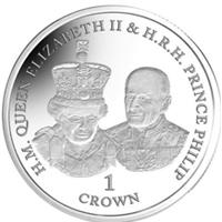 Ascensión también homenajea el aniversario de boda de los reyes de Gran Bretaña