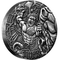 """""""Thor"""" en la Mitología nórdica de Tuvalu 2016"""