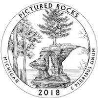 E.E.U.U. anuncia los diseños de las monedas de un cuarto de 2.018