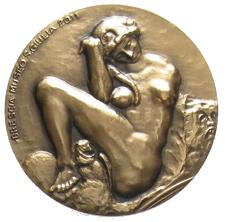 22.8.2011. Brescia homenajeó a Matisse con una medalla