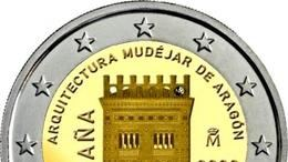 Queda aplazada la emisión de la moneda de 2 euros conmemorativa de España para este 2020