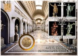 El Vaticano anuncia nuevos combinados filatélico-numismáticos