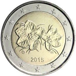 El euro: 2€ (Finlandia)