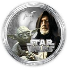 """26.8.2011. La """"Guerra de las Galaxias"""" en plata: los héroes"""