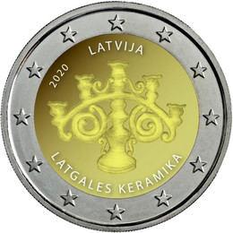 Letonia dedica su moneda conmemorativa de dos euros a la alfarería de Latgalia