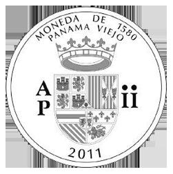 23.8.2011. Nueva moneda conmemorativa de Panamá La Vieja