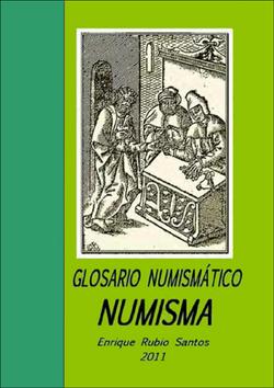 """31.8.2011. """"Glosario Numismático"""" en la Biblioteca"""