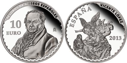 "I Serie de ""Tesoros de Museos Españoles"""