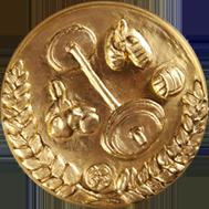 Un kilo de oro británico