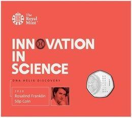 Rosalind Franklin sucede a Stephen Hawking en la serie 'Innovación en la ciencia'